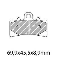 Тормозные колодки Ferodo FDB2266ST