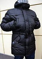 Парка зимняя, куртка, мужская, черная, зима - 30 градусов, очень теплая! Супер качество!