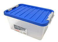 Контейнер для хранения пластиковый 8 л, 34х23х16 см Heidrun 1602