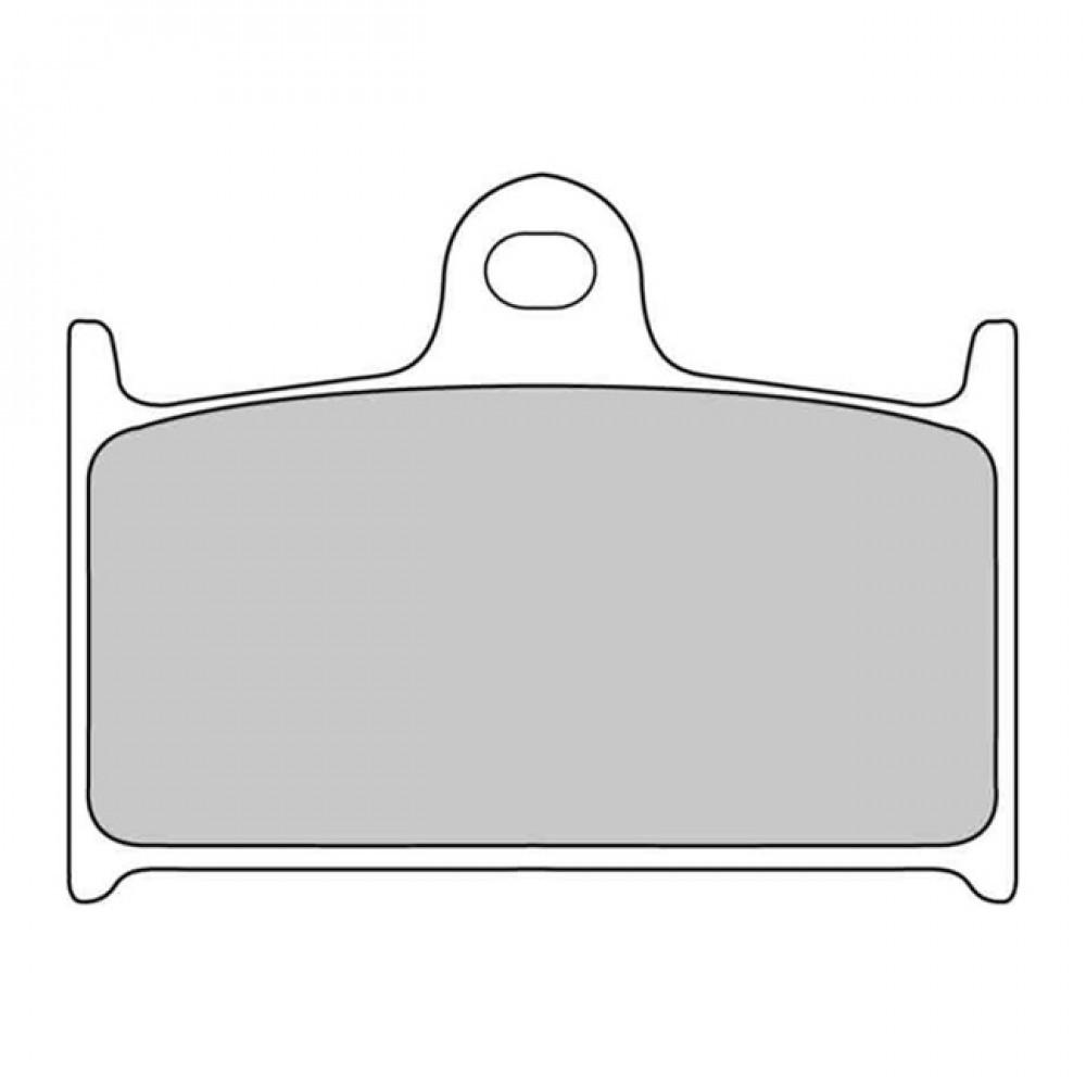 Тормозные колодки Ferodo FDB557P