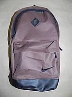 Городской рюкзак (коричневый с черным), фото 1