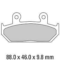 Тормозные колодки Ferodo FDB663P