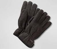 Шерстяные перчатки мужские