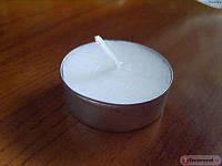 Свеча чайная   (таблетка, плавающая)