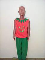 Карнавально-новогодние костюмы напрокат Мандарин 110-134 см Киев Подол