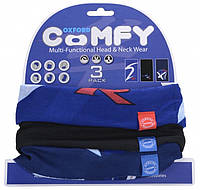Многофункциональный головной убор - утеплитель шей Oxford Comfy Suzuki, 3 шт.