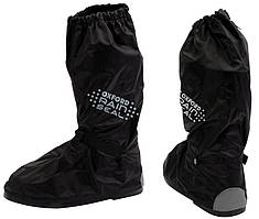 Oxford Бахилы Rainseal Waterproof Overboots, Black - Черный, L 44-47