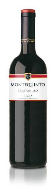 Montequinto Tempranillo DOC Rioja 0.75 l