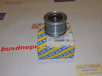 Шкив генератора MB Sprinter, MB Vito CDI (тип BOSCH) пр-во SNR GA751.05