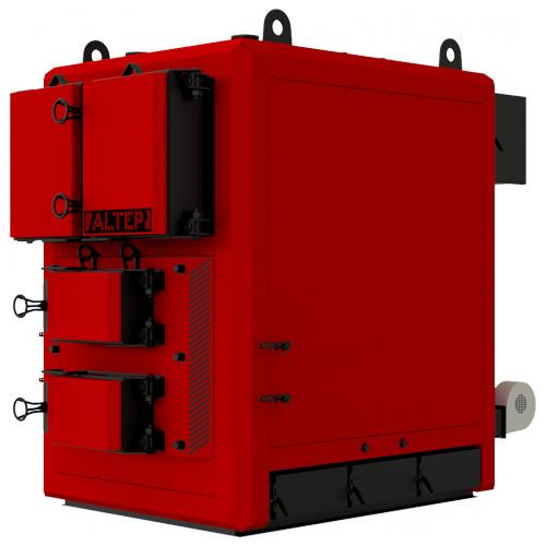 Альтеп КТ-3E-N MEGA 800 промислові твердопаливні котли ручного завантаження