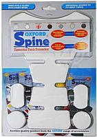 Наклейка на бак Oxford Spine прозрачная