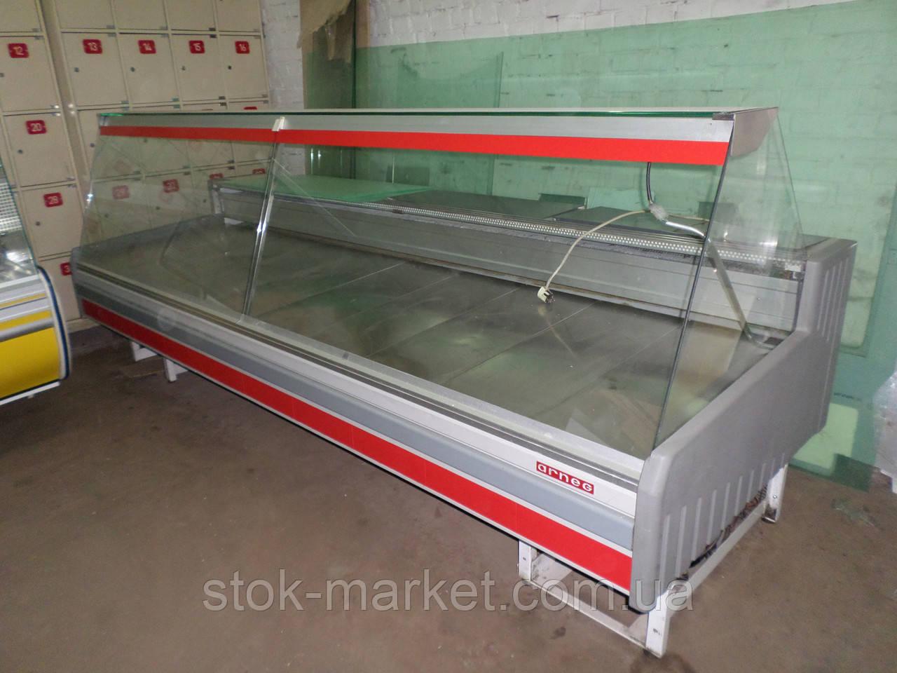Холодильная витрина Arneg S.Dallas Vent 3000. 3.0м.