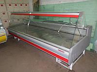 Холодильная витрина Arneg S.Dallas Vent 3000. 3.0м., фото 1