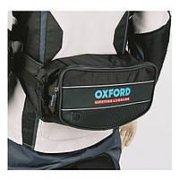 Мото сумка поясная на спину Oxford RT4 4 л.