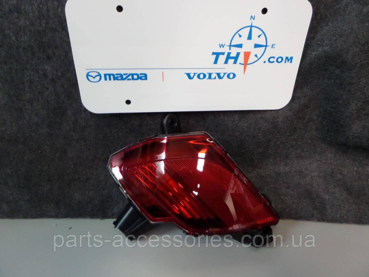 Правый катафот отражатель в задний бампер Mazda CX-5 CX5 2013-16 новый оригинал