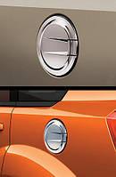 Jeep Compass 2007-16 хромовая крышка лючок бензобака новый оригинальный