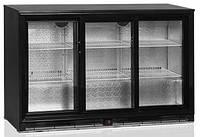 Барный холодильный шкаф Tefcold DB300S-3/R600A