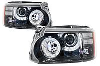Передние фары на Range Rover Sport (2009-2013)DDRS55