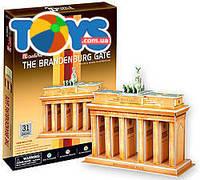 Трехмерная головоломка-конструктор «Бранденбургские ворота», C712h
