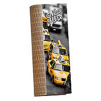 Шкатулка-пенал Желтое такси Нью-Йорка