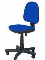 Кресло для персонала Комфорт New, низкая спинка без подлокотников