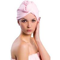 Детская чалма - полотенце для сушки волос микрофибра, фото 1
