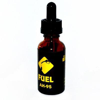 Жидкость Fuel, АИ-95 eur 1 (Ананас Ментол), 1.5 mg