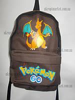 """Рюкзак Pokemon GO (30х40см)""""Vay"""" LG-1591"""