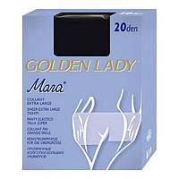 Прозрачные колготки больших размеров GOLDEN LADY MARA 20  KLG-88