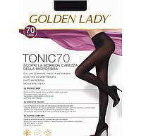 Гладкие и мягкие колготы GOLDEN LADY TONIC 70  KLG-96