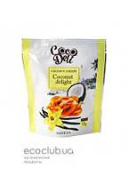 Чипсы кокосовые со вкусом ванили ТМ Coco Deli 15г