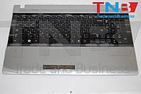 Клавиатура Samsung RV515 RV518 черная с топкейсом