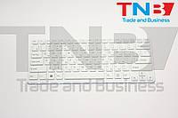 Клавиатура Sony Vaio SVE14, SVE14A series белая с белой рамкой RU/US