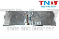 Клавиатура Sony Vaio SVE15/SVE17 Series черная с черной рамкой  с подсветкой RU/US