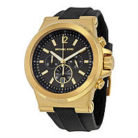 Часы мужские Michael Kors Dylan Black Dial Chronograph MK8445