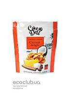 Чипсы кокосовые со вкусом апельсина, корицы и кофе ТМ Coco Deli 15г