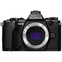 Цифровой фотоаппарат OLYMPUS E-M5 mark II Body black (V207040BE000)
