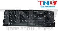 Клавиатура Sony Vaio VPC-EC Series черная без рамки RU/US