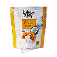Чипсы кокосовые сладкие ТМ Coco Deli 15г
