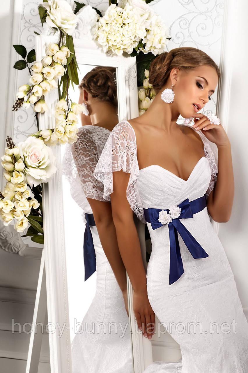"""Прокат 7965 грн.  Свадебное платье-рыбка """"Идеальная пара"""""""