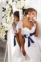 """Свадебное платье-рыбка """"Идеальная пара"""" для невесты из НОВОЙ КОЛЛЕКЦИИ"""