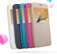 Кожаный чехол Nillkin Sparkle для Samsung Galaxy J5 Prime (5 цветов)