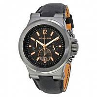 Часы мужские Michael Kors Dylan Grey Dial Chronograph MK8511