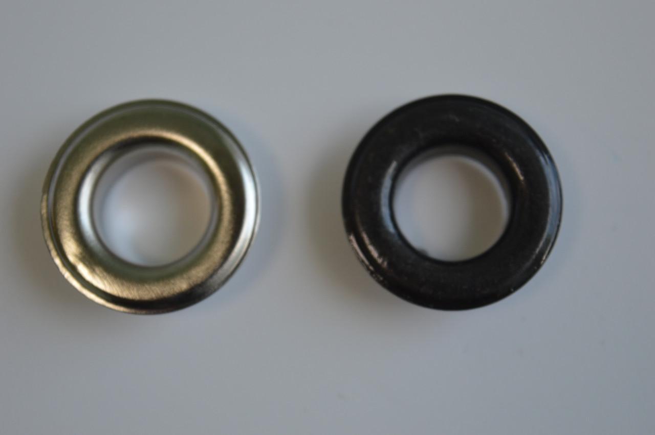 Блочка люверс № 4 внутрішній діаметр 6мм