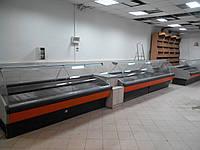 Холодильная витрина Banco Astra Statico G.I.L.-385, фото 1