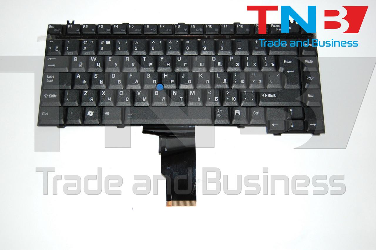 Клавиатура TOSHIBA A35 M55 M40 G30 трекпоинт