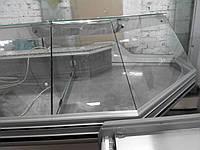 Холодильная витрина Cold угловая, фото 1