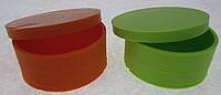 Коробочка с крышкой  для бисера и бусин (диаметр 42 мм, высота 18 мм), фото 1