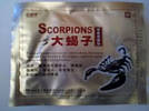 Пластырь Bang De Li - скорпион - при артрите, травмах, снимает отечность