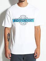 Футболка с принтом Independent Logo мужская